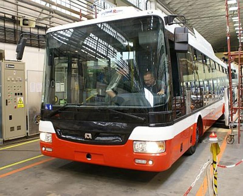b7e6d3b6b Obrázok k aktualite Dopravný podnik mesta Prešov kupuje trolejbusy