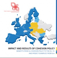 Obrázok k aktualite Impact and results of cohesion policy - benefits from V4 cohesion policy to the EU-15 and project examples from V4+