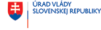 Logo Úradu vlády Slovenskej republiky