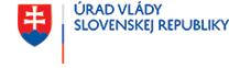 Logo Úradu vlády Slovenskej republiky